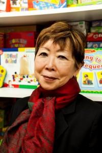 Julie Azuma, Founder & CEO