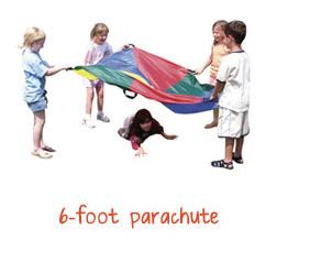 6ft-Parachute