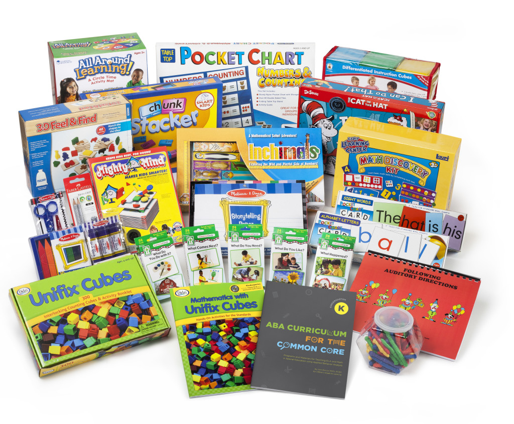 ABA Curriculum for the Common Core Kit - Kindergarten