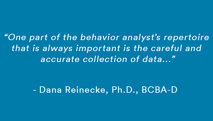 A quote from this week's ABA Journal Club response from Dana Renecke
