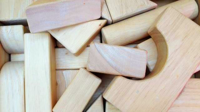 Blocks Pile