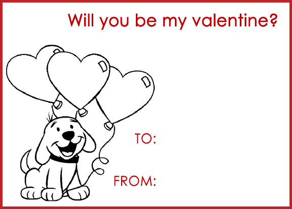 A Sweet Card For Someone You Love To Say, Happy Valentine