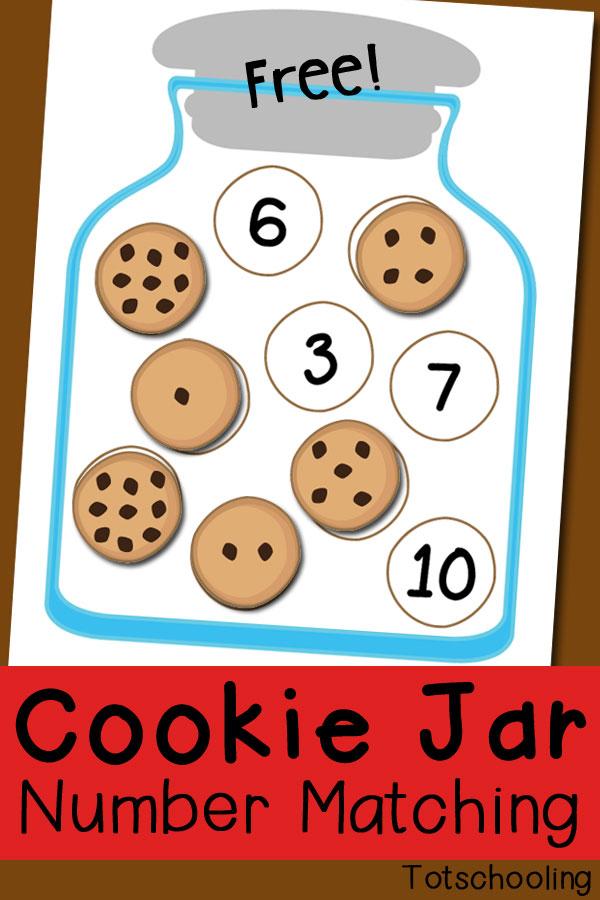 Cookie-Jar-Number-Matching