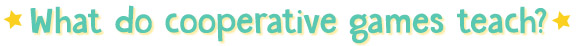 Cooperative Games Subheader