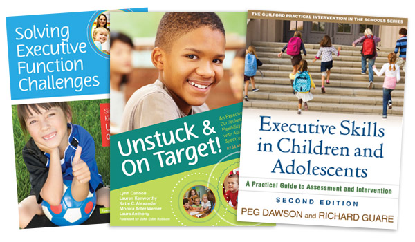 Executive Function Books