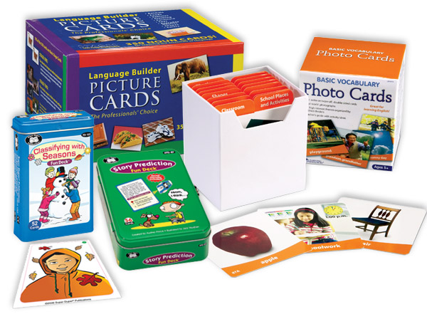 Flashcards Collage