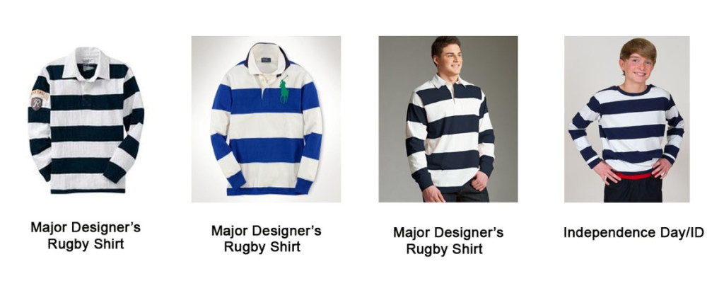 ID Clothing Comparison