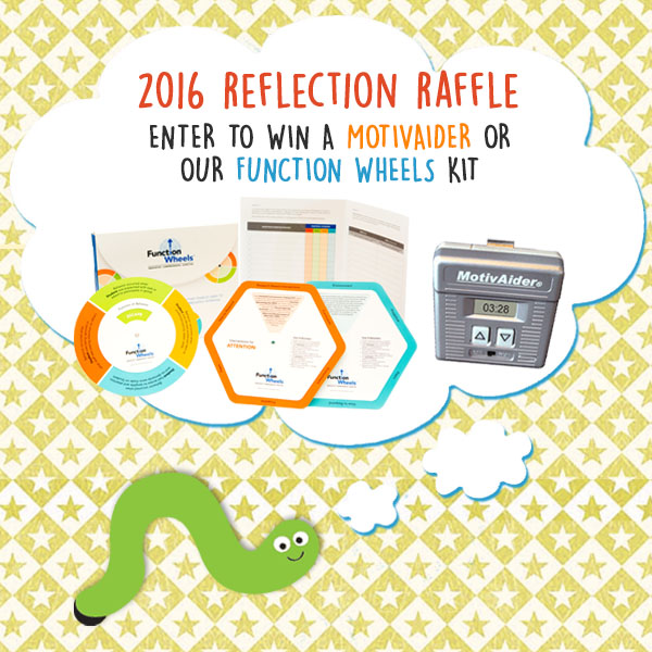 Reflection Raffle Facebook Graphic