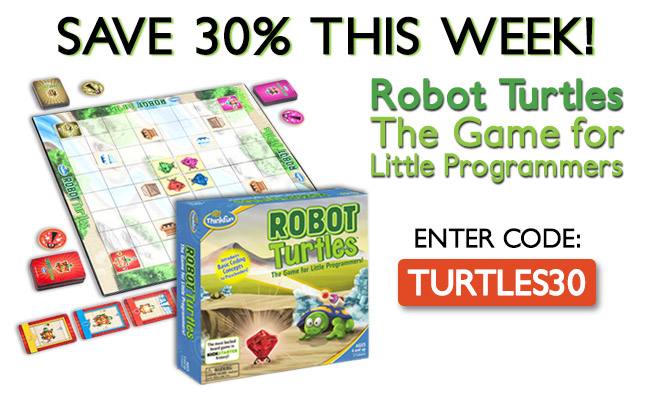 Robot Turtles Promotion