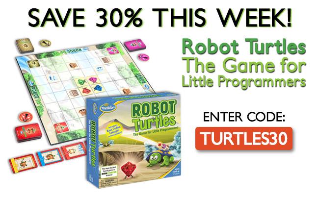 Robot Turtles Promotion