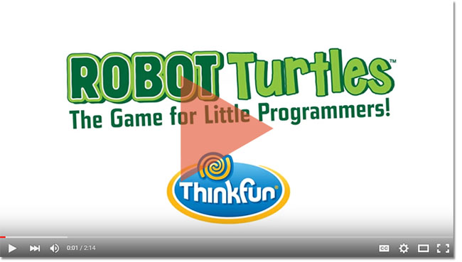 Robot Turtles Video