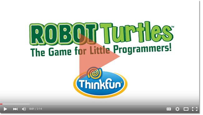 Robot Turtles Video