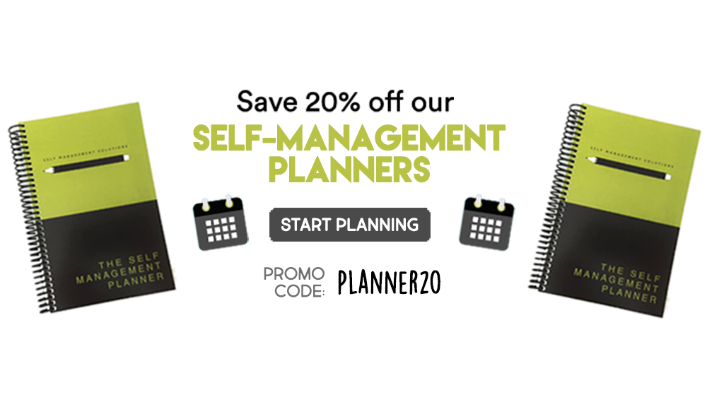 Self Management Planner Sale