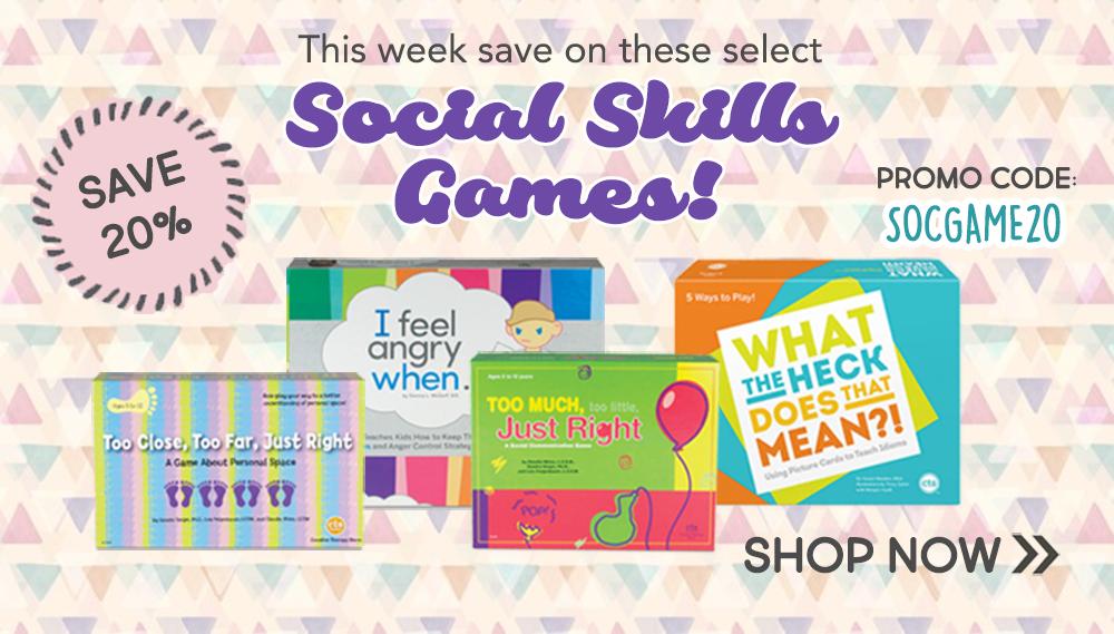 Social Skills Games POW 11.14