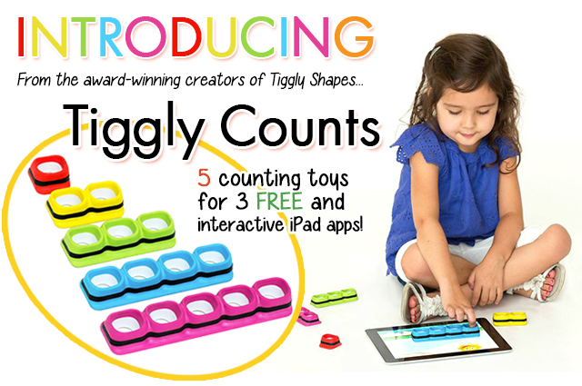 Tiggly Counts Feature
